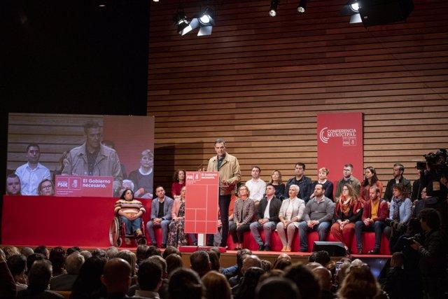 Conferencia Municipal de los socialistas de Gran Canaria