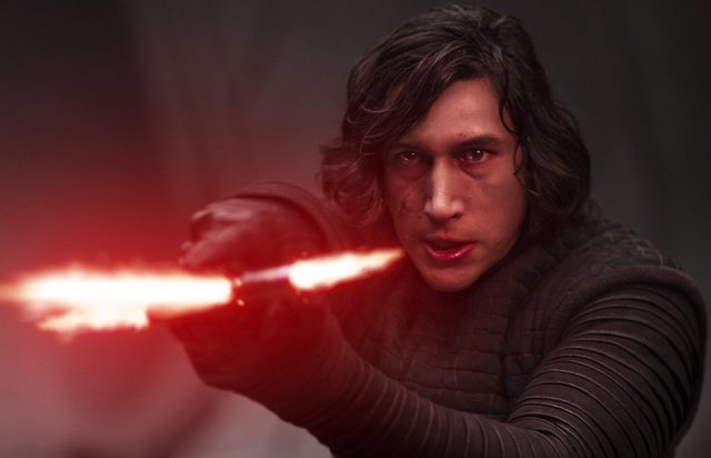 Kylo Ren en Star Wars