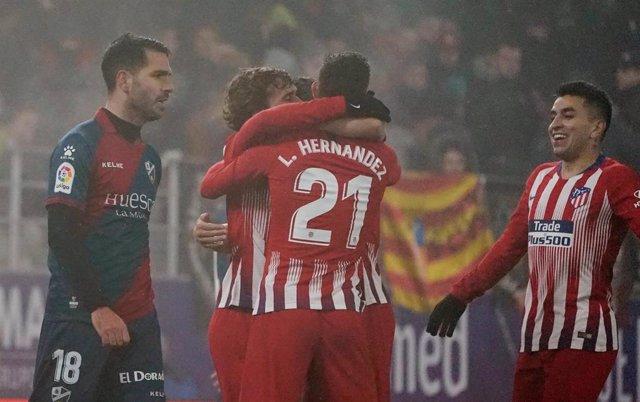 Huesca - Atlético Madrid