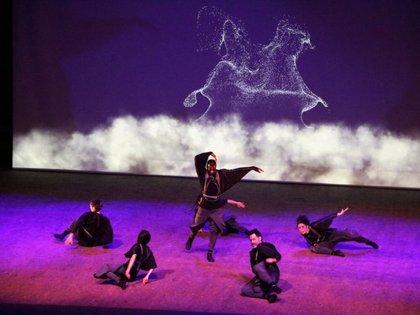 Cervera arrenca l'any com a Capital de la Cultura Catalana amb l'espectacle 'MEM'