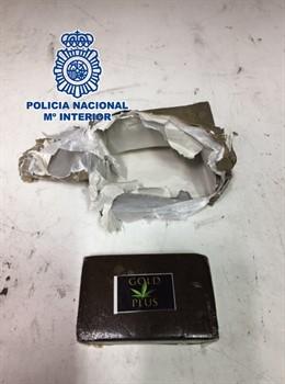 """Policia Nacional Nota De Prensa Y Foto """"La Policía Nacional Se Incauta De 97 Kil"""