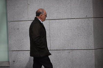 Villarejo vuelve el lunes a la Audiencia Nacional para declarar sobre 'Kitchen' y Eugenio Pino, el martes
