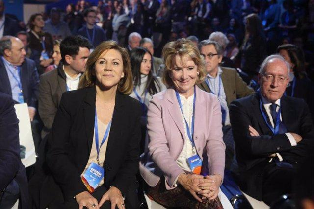 Tercera jornada de la Convención Nacional del PP 'España en libertad'