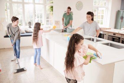 Tareas domésticas y responsabilidad, dos temas muy relacionados
