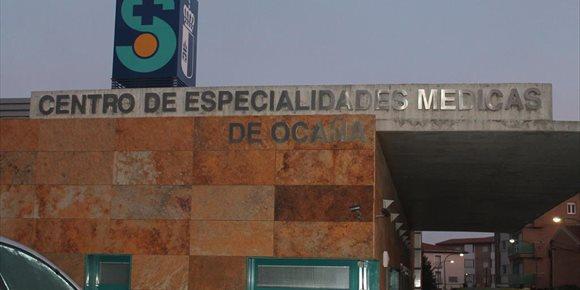 8. Dos heridos leves tras el incendio provocado por una estufa de gas en Ocaña