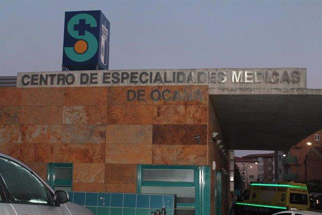 CENTRO DE SALUD OCAÑA