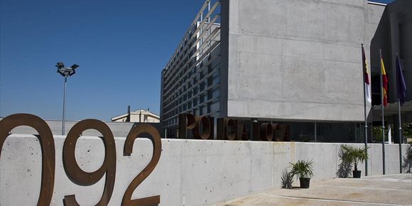 6. Detenido como presunto autor de una agresión sexual a una mujer de 40 años en Guadalajara