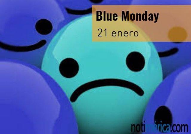 Blue Monday o el Día más deprimente del año
