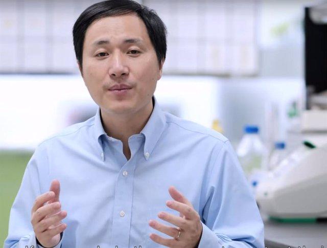 Investigador Chino He Jiankui