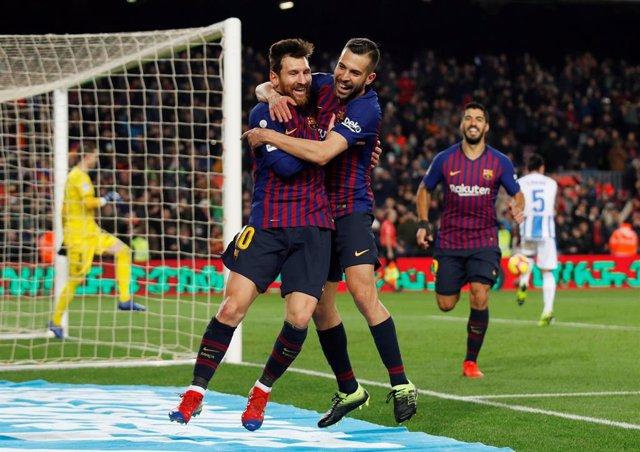 FC Barcelona - CD Leganés