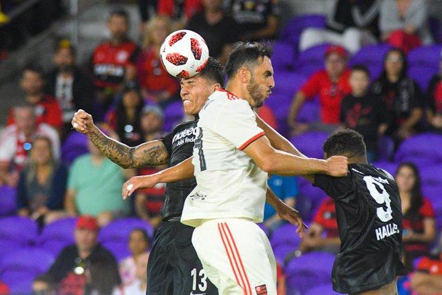 Florida Cup - Flamengo vs Eintracht Frankfurt
