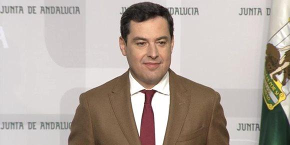 1. Seis consejeros del PP y cinco de Cs en el nuevo Gobierno andaluz presidido por Juanma Moreno