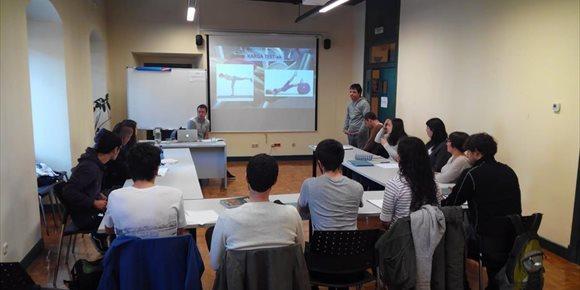 6. UEUk 23 ikastaro eskainiko ditu otsaila eta maiatza bitartean Eibarren, Iruñean eta online