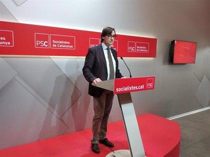 """El PSC no tiene """"ningún inconveniente"""" con que el Sindicat de Llogaters ocupe su sede"""