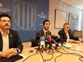 EL GOVERN ALERTA DE QUE LA REGULACION DE TAXIS Y VTC SE RETRASARA POR POSICIONES ALEJADAS