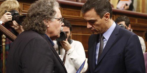 7. ERC avanza su rechazo al decreto de alquileres y deja al Gobierno en manos del PP y Ciudadanos