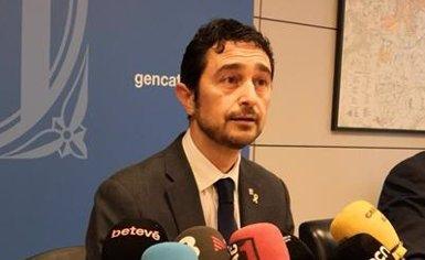 El Govern català alerta que la regulació de taxis i VTC s'endarrerirà per posicions allunyades (EUROPA PRESS)