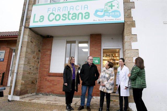 Farmacia en Campoo de Suso