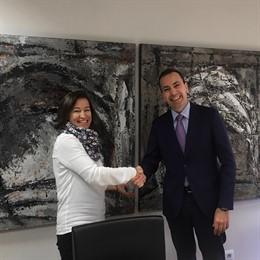 Acuerdo entre Clínica Baviera y Fundación Recover para quirófano en Camerún
