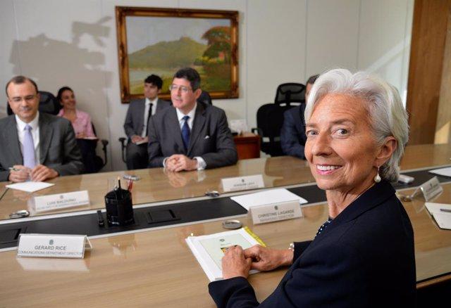 FMI previsiones Iberoamérica