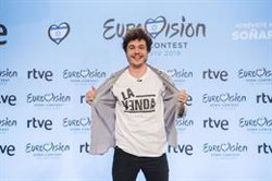 Miki, candidat d'Espanya a Eurovisió: