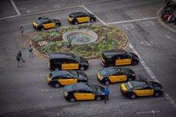 Els discapacitats exigeixen al Govern català garantir els serveis mínims durant la vaga de taxis (DAVID ZORRAKINO - EUROPA PRESS)