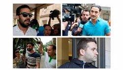La Fiscalia demana 7 anys de presó a quatre membres de 'La Manada' pel cas de Pozoblanco (Còrdova) (EP)