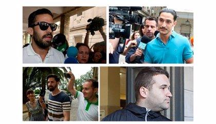 La Fiscalia demana 7 anys de presó a quatre membres de 'La Manada' pel cas de Pozoblanco (Còrdova)