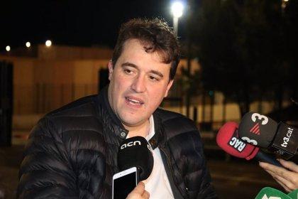 David Bonvehí cuenta con los presos del PDeCAT para las listas de las europeas y municipales