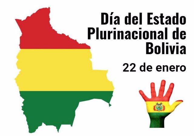 Día el Estado Plurinacional de Bolivia