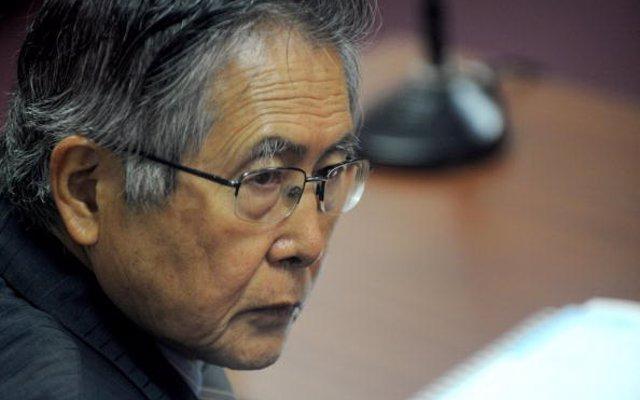 El Tribunal Supremo de Perú pide que se determine la prisión a la que irá Alberto Fujimori