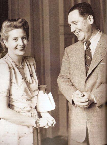 Perón y Evita, el día que comenzó todo
