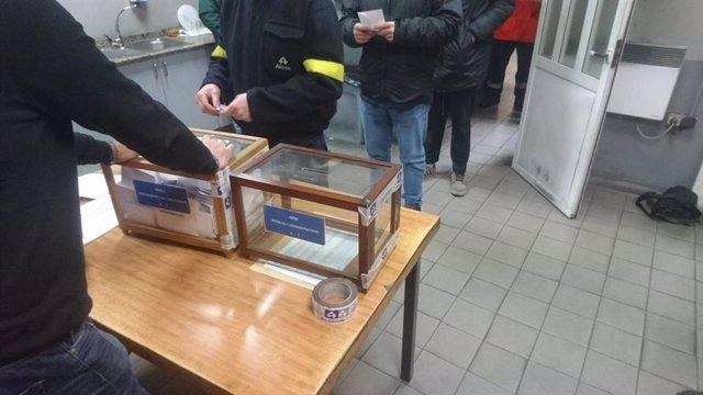 El 90,54% de los trabajadores de Alcoa en A Coruña respalda el preacuerdo con la empresa