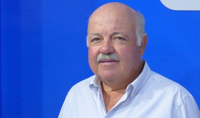 Jesús Aguirre, consejero de Salud y Familias