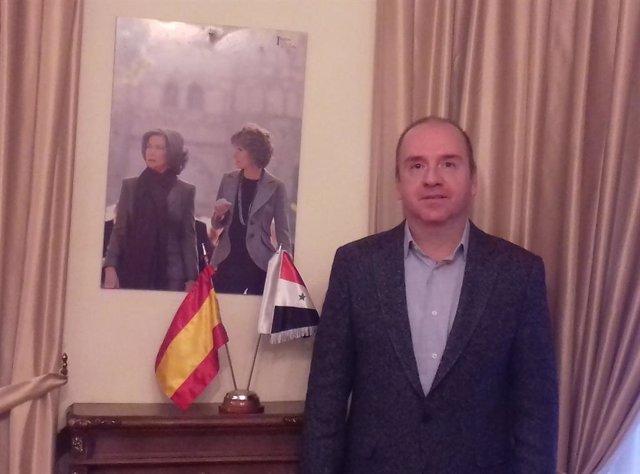 El ministre de Turisme de Síria, Rami Raduan Martini