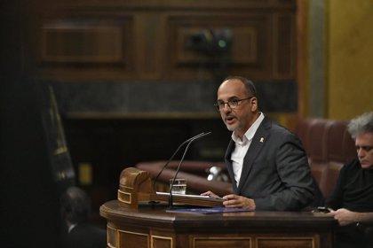 El PDeCAT justifica el recurso de Puigdemont contra la Mesa del Parlament para poder ir a los tribunales europeos