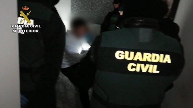 Detenido un presunto autor de difusión de propaganda yihadista en Getafe