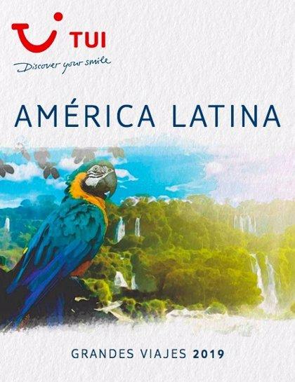 TUI lanza un nuevo catálogo sobre América Latina