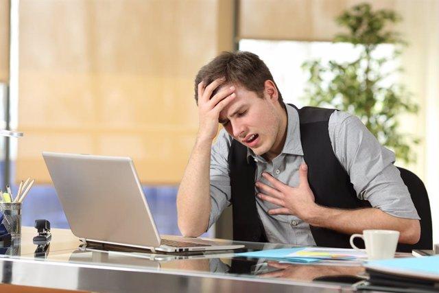 Ataque de pánico, ansiedad, estrés