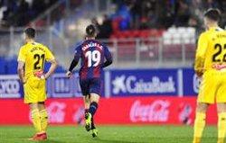 L'Eibar pren aire amb una golejada davant de l'Espanyol (LALIGA)