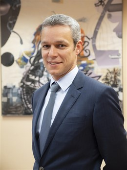 Bruno Arias, nuevo director de la fábrica Michelin de Valladolid