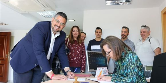 9. El PSOE rompe el pacto de gobierno con Ciudadanos en el Ayuntamiento de Mijas (Málaga)