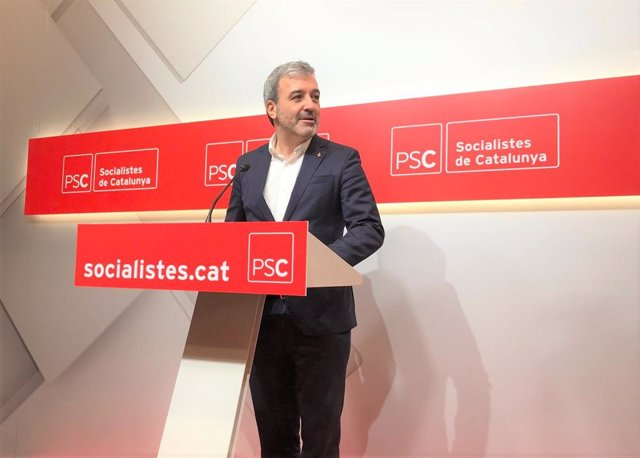 Jaume Collboni, PSC. (Arxiu)