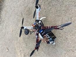 Imatge d'un dron. (Recurs)