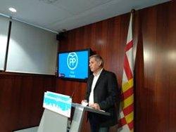 Alberto Fernández (PP) assegura que els barcelonins no poden ser