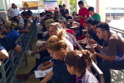 México tramita cerca de 8.000 solicitudes de tarjetas de visa a migrantes centroamericanos por razones humanitarias