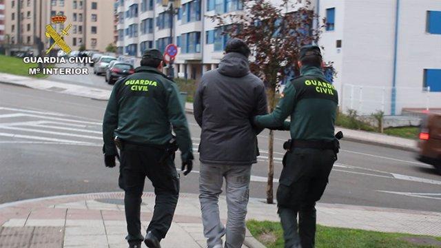 [Grupoasturias] Nota De Prensa Guardia Civil