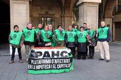 La PAHC denuncia un veí de Manresa que té 16 famílies sense aigua en un bloc ocupat de la ciutat (ACN)