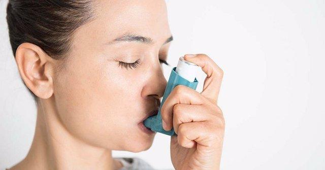 Asma, inhalador, enfermedades respiratorias