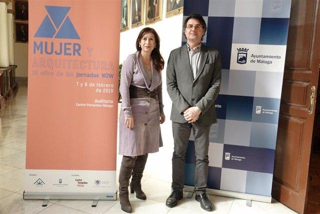 Presentación De Jornadas 'Mujer Y Arquitectura'